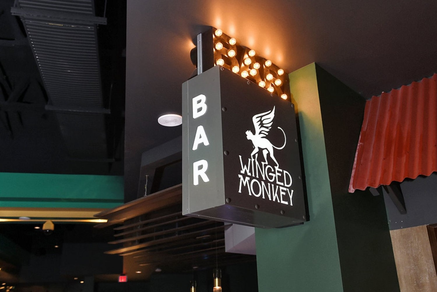 Winged Monkey Bar